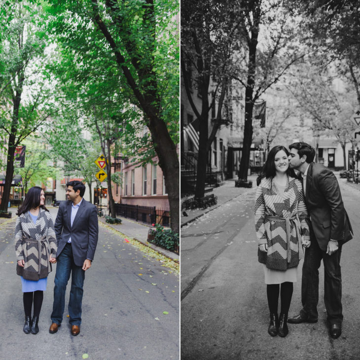 West Village Engagement Session // Lauren & Vee
