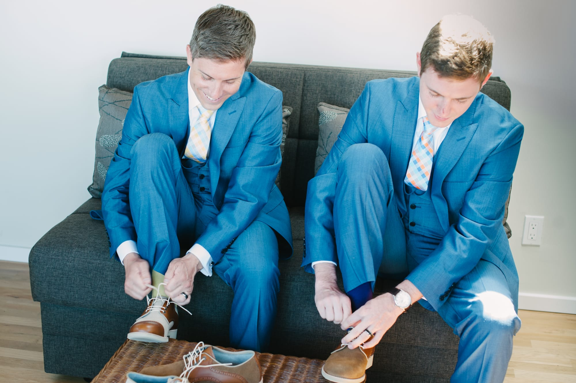 Fire Island Wedding // Matthew & David | Eileen Meny Photography