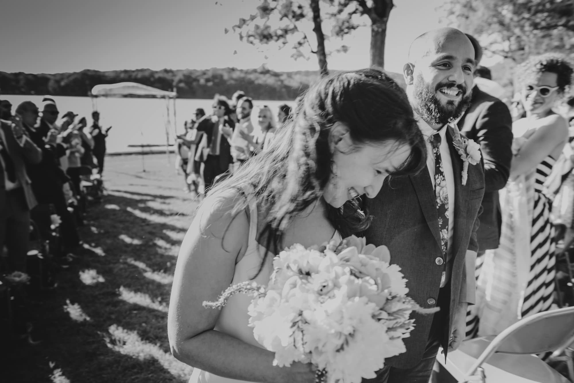 Hudson Valley Wedding, Eileen Meny Photography, Camp Wedding