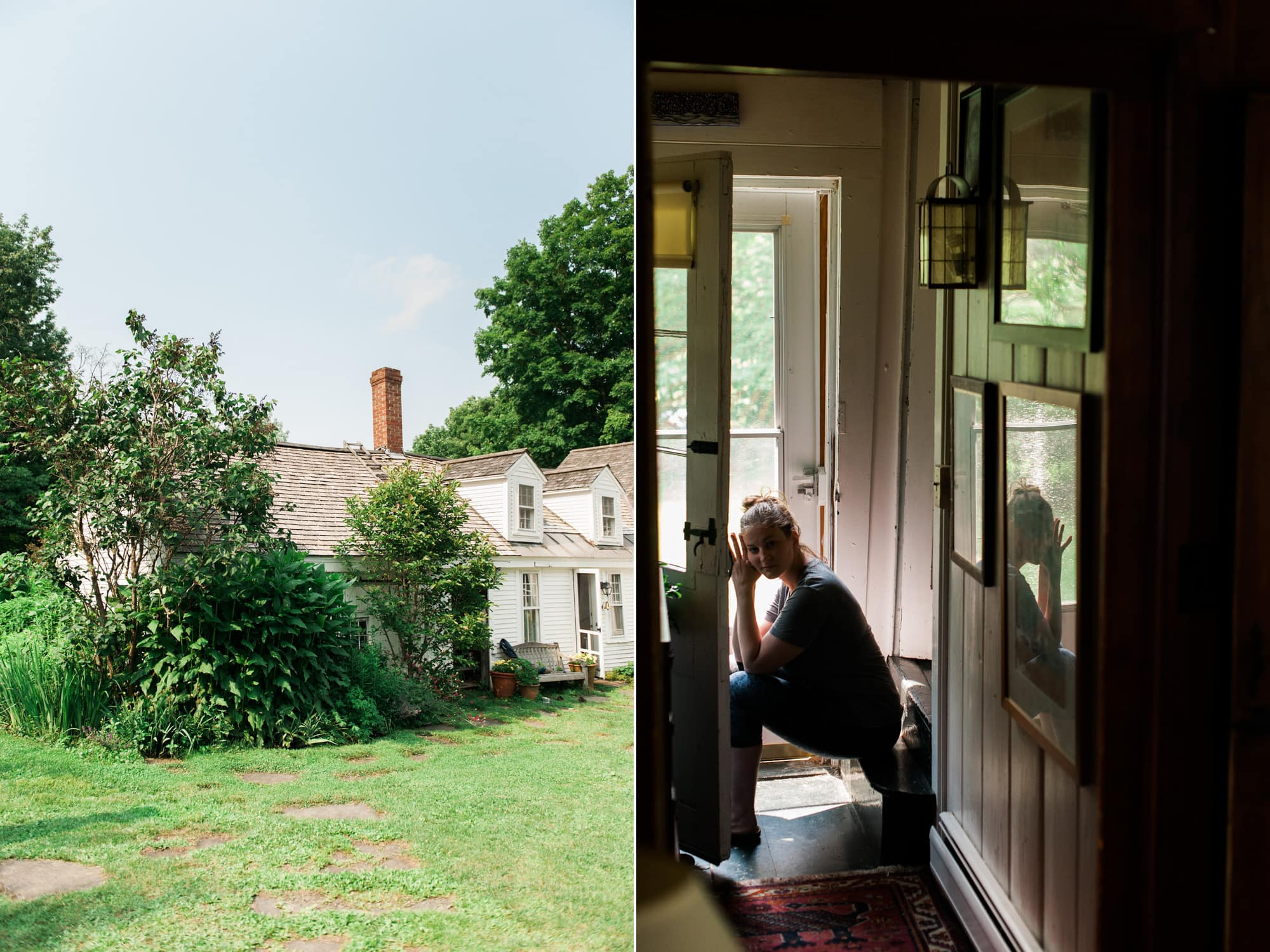 Vermont Portraits, Artist Retreat