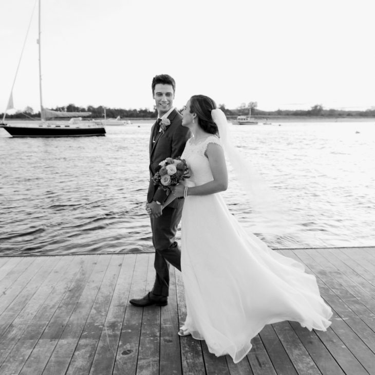 Annisquam Yacht Club Fall Wedding