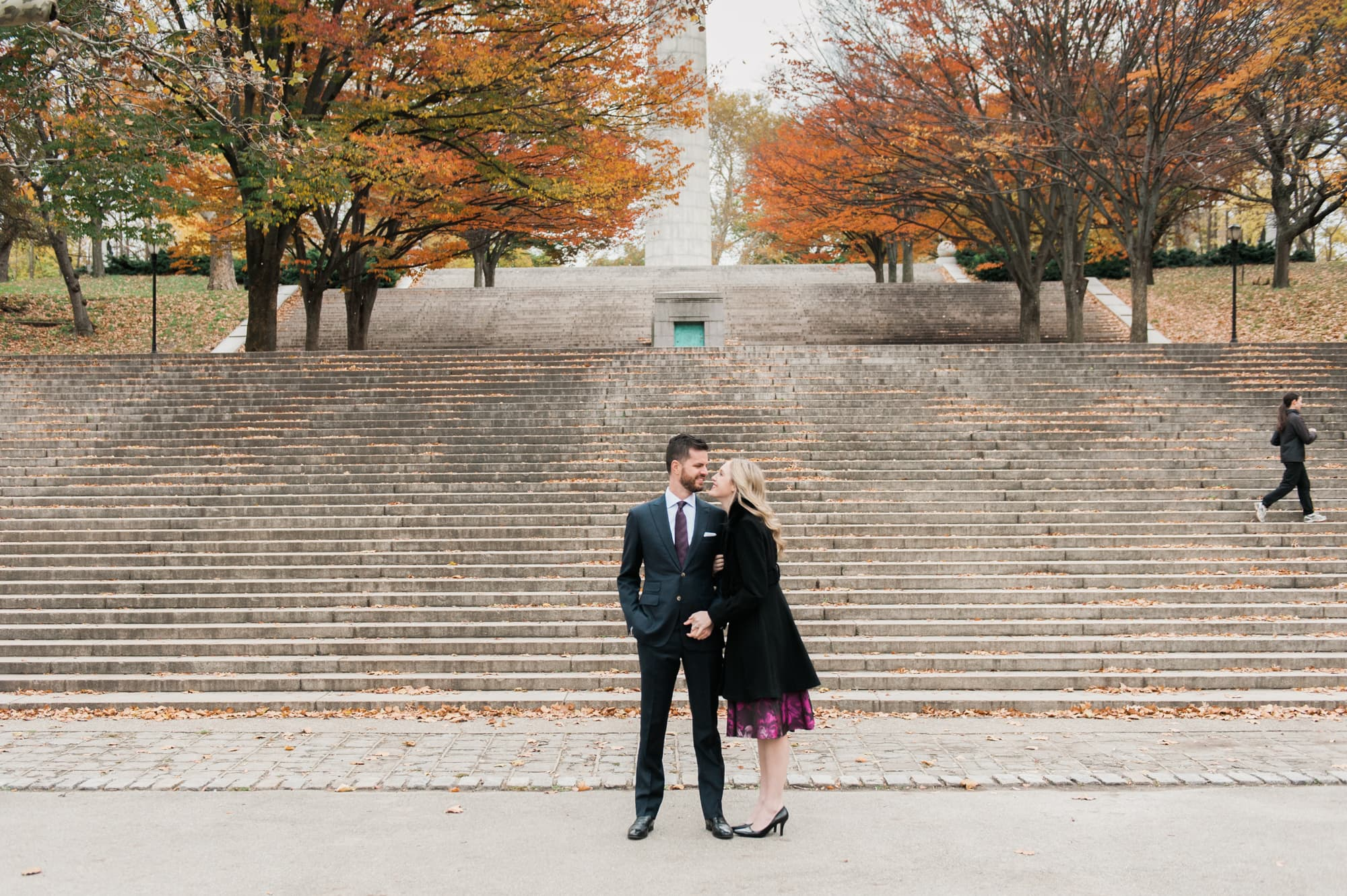 Fort Green Engagement Session, Brooklyn Engagement