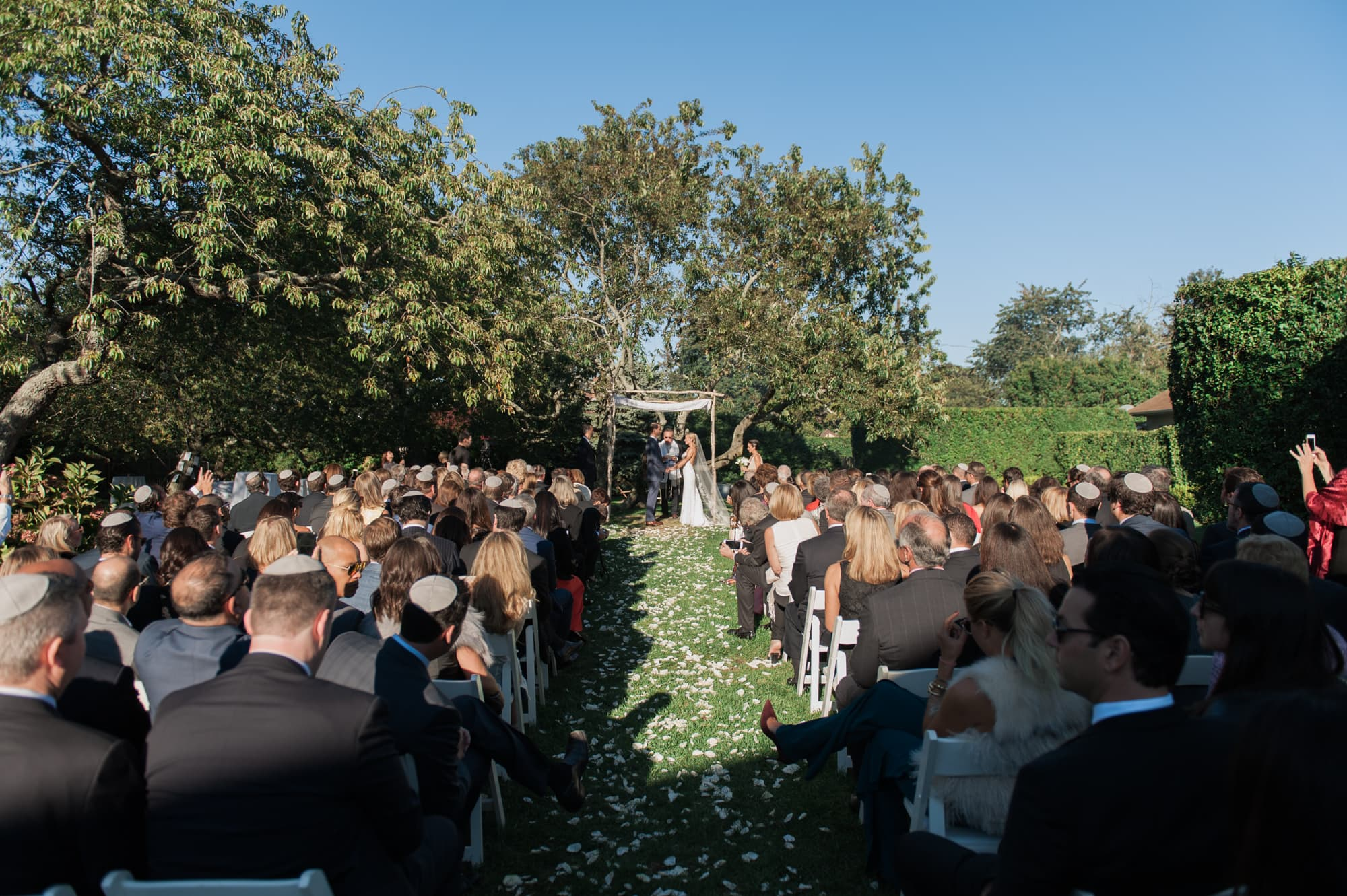 Sole East, Montauk Wedding