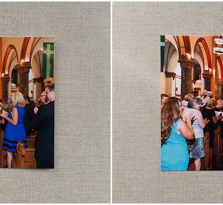 Tips:  Printing Your Wedding Photos