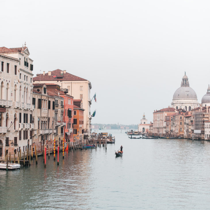 Venice in April // Solo Travel