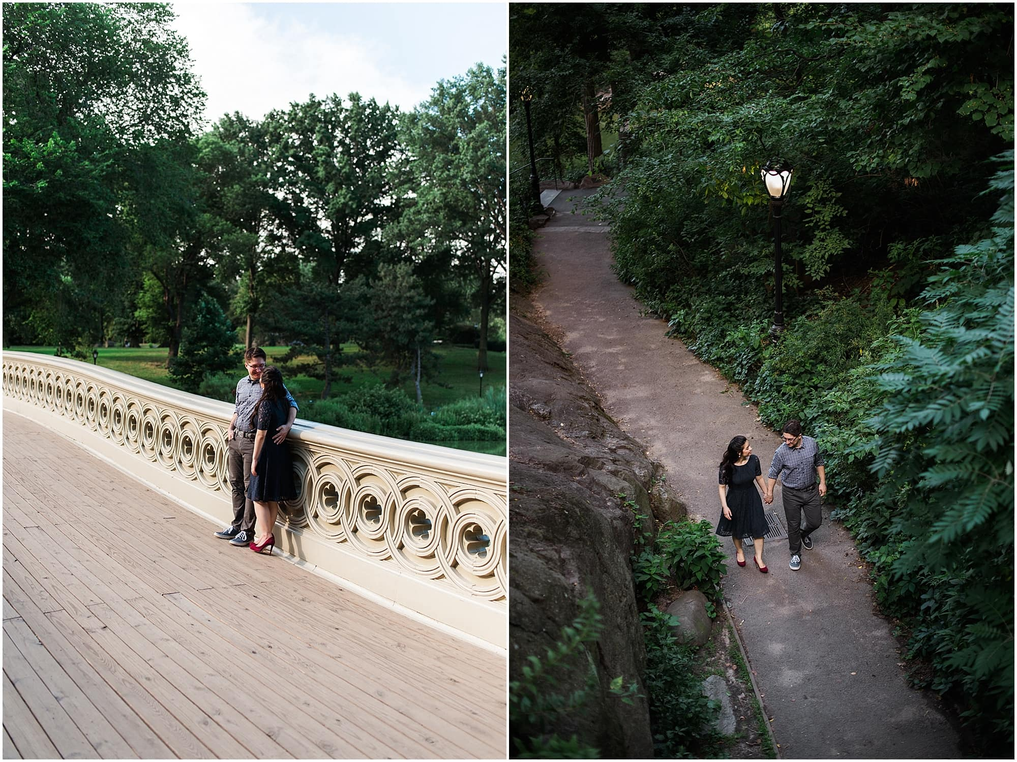 Central Park Engagement, NYC Engagement Session, Eileen Meny Photography