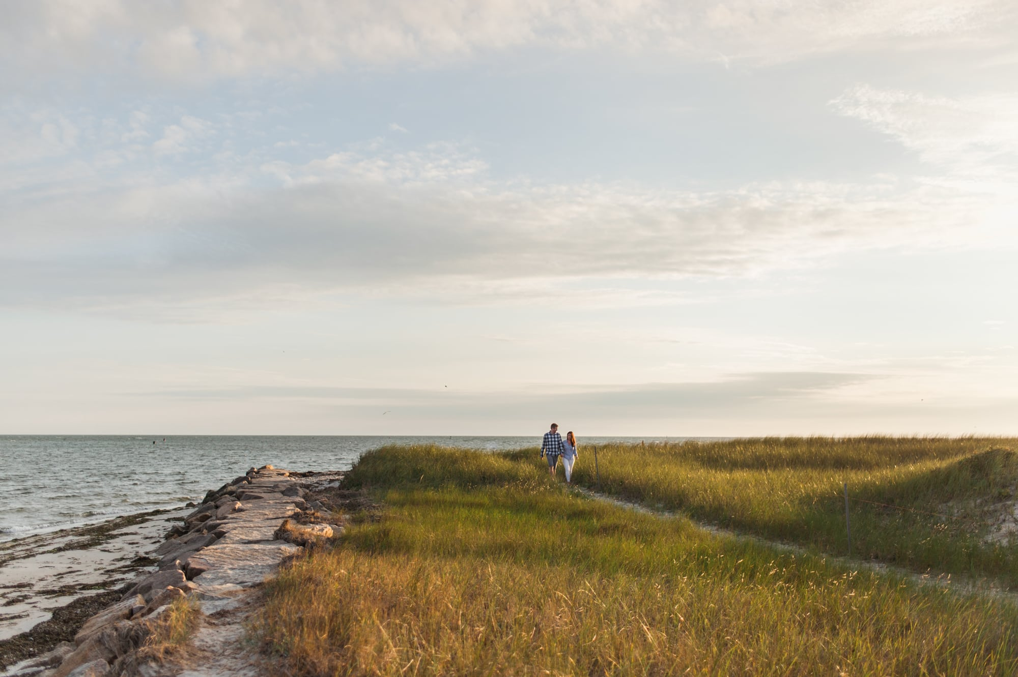 Hardings Beach, Chatham Engagement Session, Cape Cod Engagement Session