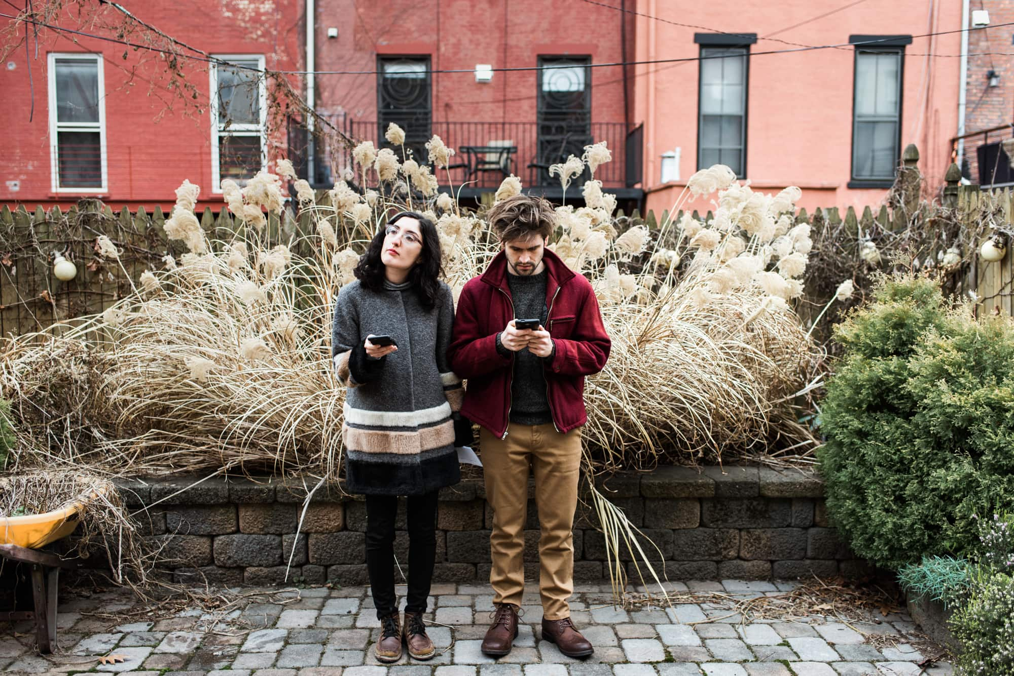 Bed Stuy Portrait Session, Brooklyn Engagement Session, Brooklyn Wedding Photographer, Eileen Meny Photography