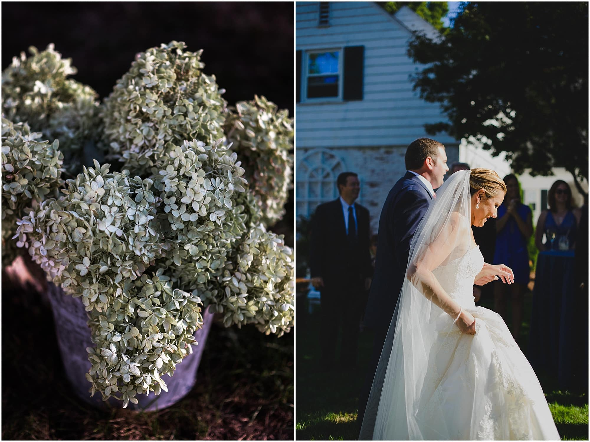 West Hartford Wedding, Backyard Wedding, Eileen Meny Photography
