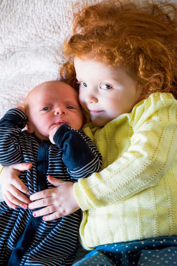 Brooklyn Family Photographer, Red Heads