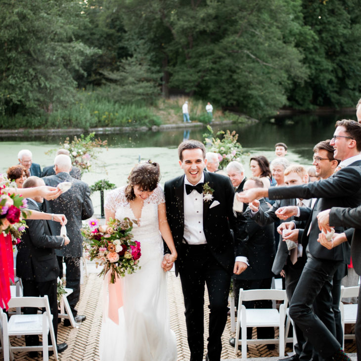 Brooklyn Prospect Park Boathouse Wedding