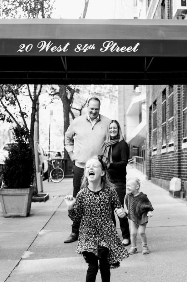 Central Park Family Session
