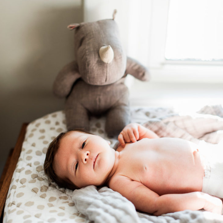 Rhode Island Newborn Session // Murphy