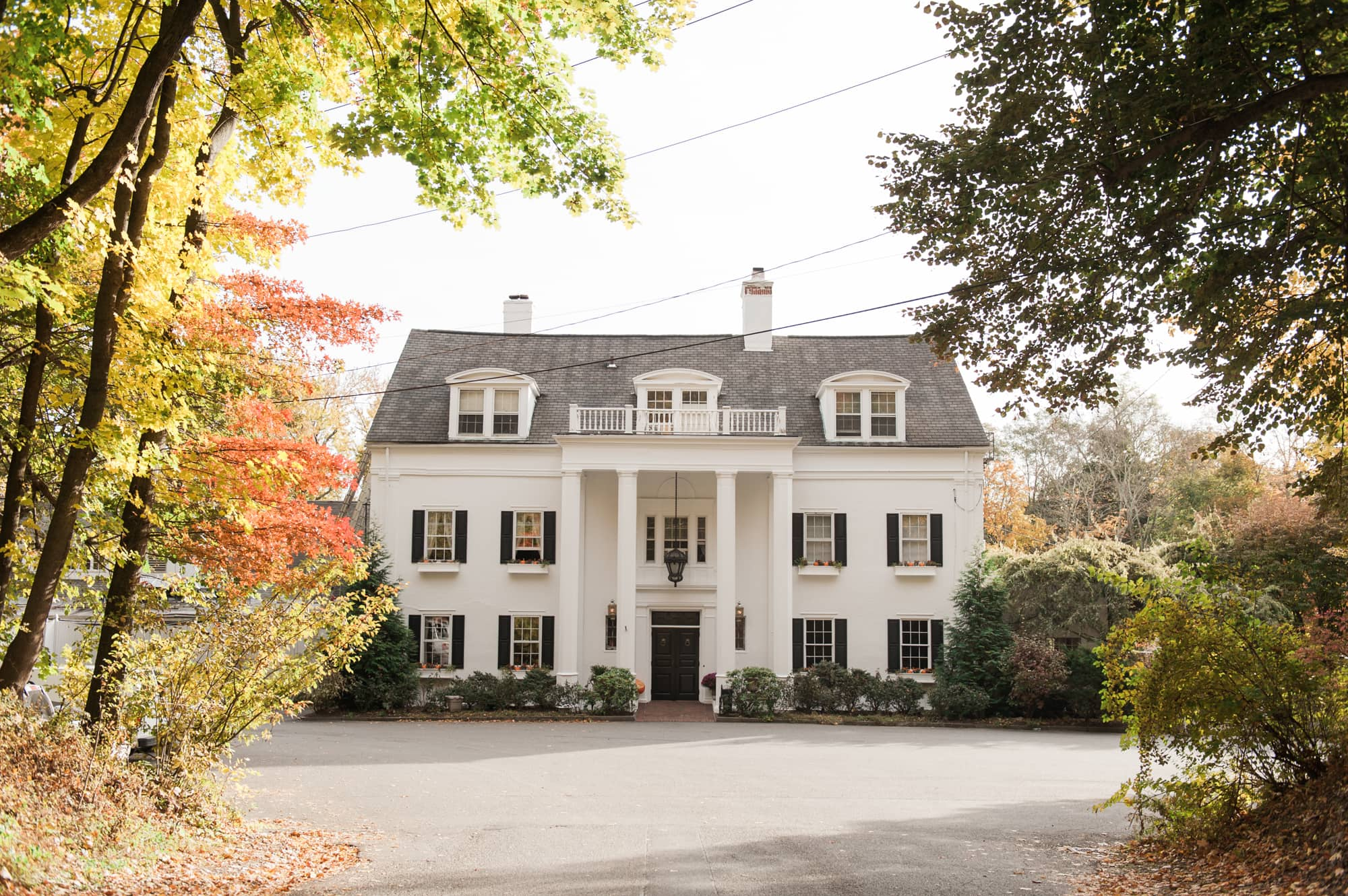Crabtree Kittle House Inn Hudson Valley Wedding